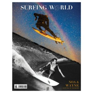 Surfing World Magazine Issue 406 cover